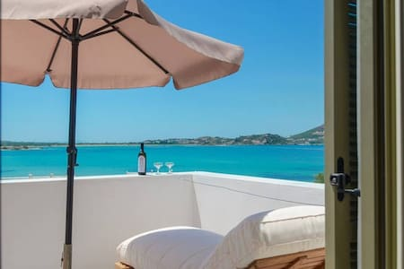 Junior suite with sea view - Naxos - Bed & Breakfast