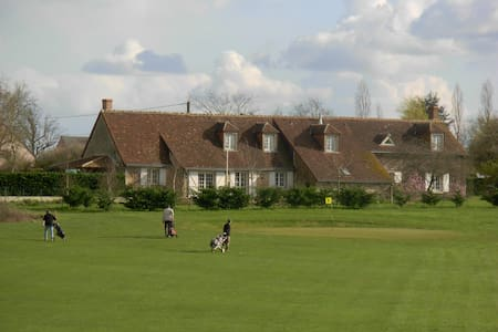 AMBOISE LECLOS DU GOLF B&B  LA MARE - Cangey - Bed & Breakfast