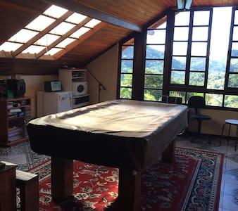 Casa na serra - Petrópolis - Bed & Breakfast