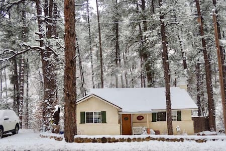 Charming Cottage in the Cool Pines! - 鲁伊多索(Ruidoso)