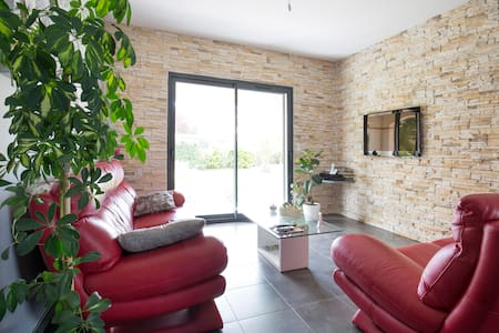 Chambres d'Hôtes entre mer montagne - Sorède - Villa