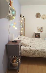 Une chambre ou deux à la campagne - Maison