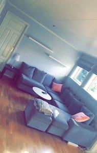 Modern 3 rooms apartment - Moss - Condominium