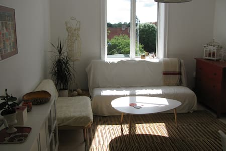 Nice two rooms (and 3 bikes) available. - København - Lejlighed