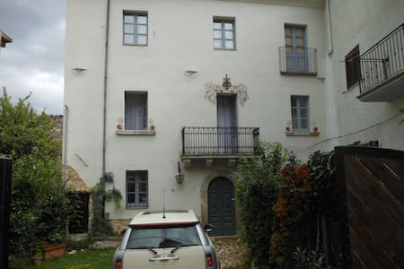 Prestigiosa villa nel cuore dell'Abbruzzo - Collelongo - Vila