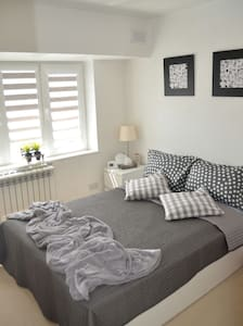 Comfy & bright double bedroom for 1 or 2 guests - Dublín - Casa