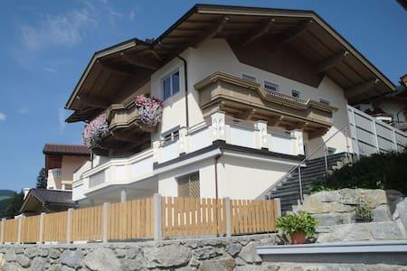 Ferienwohnung Hart im Zillertal, 2 Zimmer, 2 Bäder - Apartment