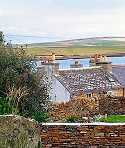 Khyber Pass Cottage - Stromness - Hus