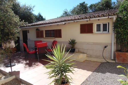 Casita Armonia, Gästehaus auf Finca - Son Servera - Casa