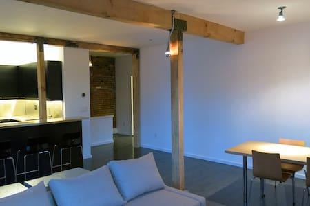 Beautiful loft space - Apartamento