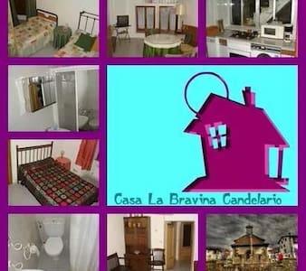 Casa La Bravina Candelario - Casa