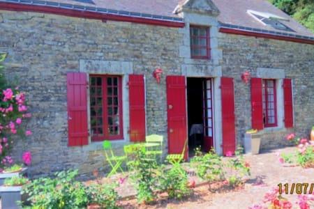 Maison de charme à la campagne - Plaudren