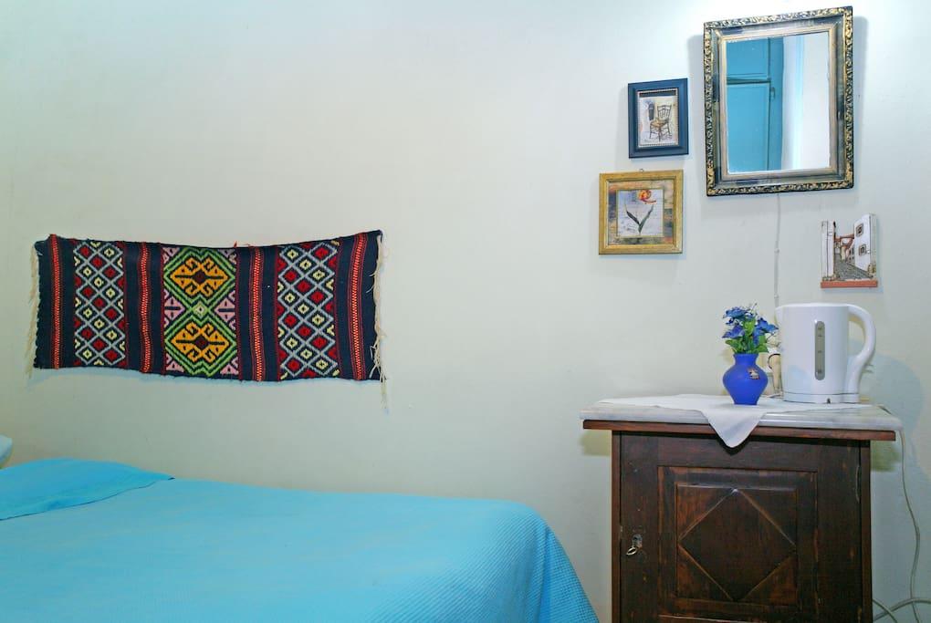 singel room NR 3,old town Chania,