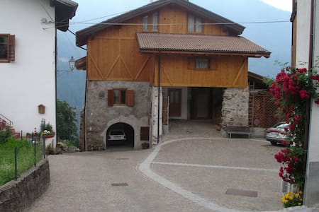 Mountain holiday in Rumo ! - Apartment