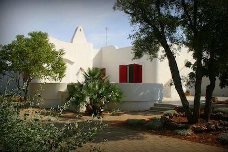 Villa Lilia,sul mare 15 posti letto - Villa