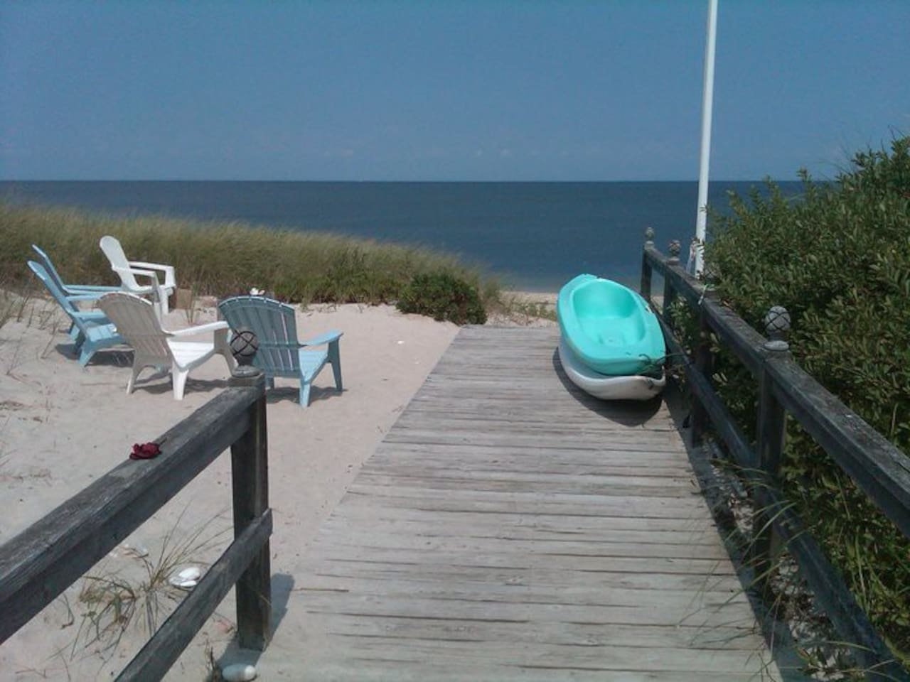 4 BR Beach House 1.5 hrs from NYC