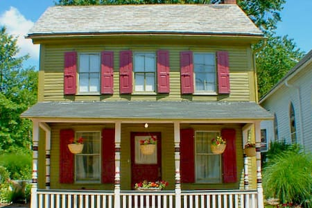 Dragonfly Cottage in Lancaster PA - Adamstown - Rumah