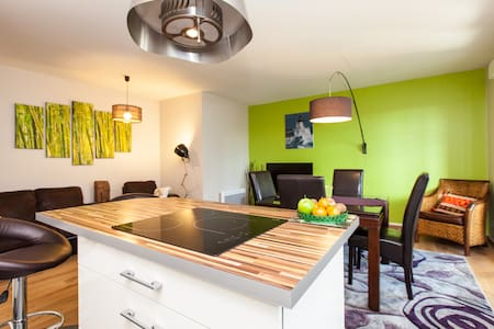 Beautiful flat T2  in the old  city of St Malo - St-Malo - Apartment