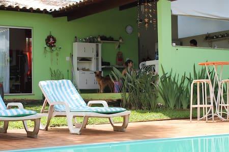 Your private space w/ a pool - Lagoa Santa - Casa