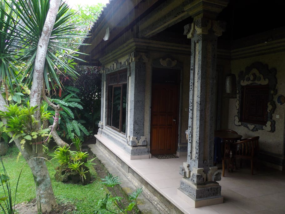 Your Classic Balinese Room