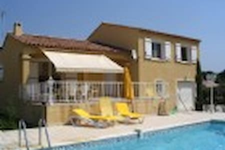 Summerhouse & private swimmingpool - Canet