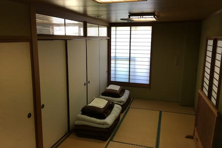 Izakaya GuestHouse 5人部屋 - Ev