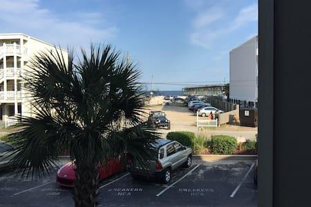 SeaRenity By The Beach - Carolina Beach - 公寓