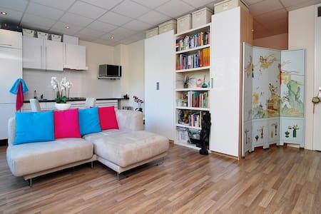 Cosy studio apartment - Hoofddorp - Apartemen