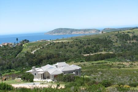 room with fantastic ocean view  - Plettenberg Bay