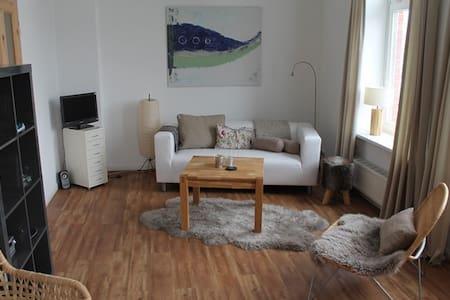 Ferienwohnung Muschelweiß - Wohnung