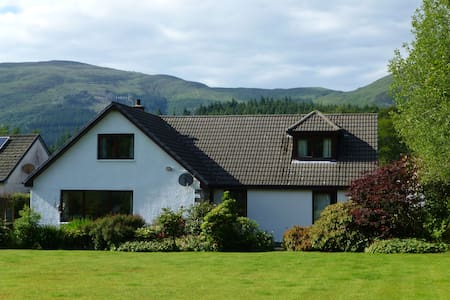 Double bedroom with en-suite - Glencoe