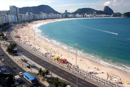 Quarto Copacabana - Olimpiadas - Rio de Janeiro - Apartment