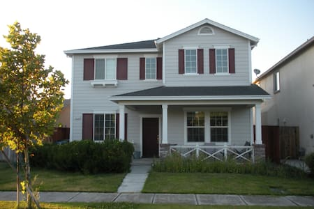 Private Bed&Bath-Great Neighborhood - Turlock