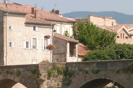 Unique B&B Homestay in Limoux Town for 2-4 pers - Limoux