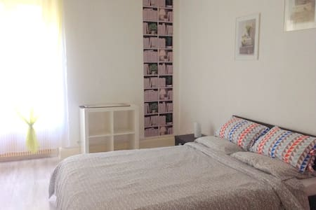 Agréable F3 prox Gare/Centre 4 pers - Apartmen