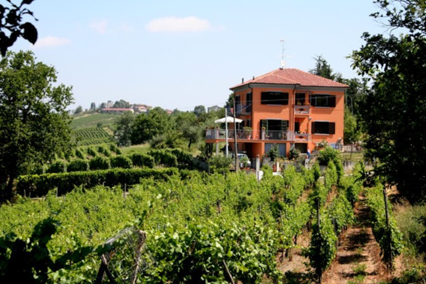 Bed Breakfast Italy Villa I Due Padroni