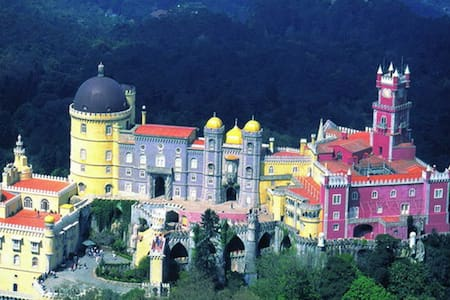 Cosy house in the centre of Sintra - Sintra - Huis
