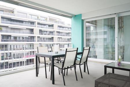 Nice apartment in Zurich-Affoltern - Zürich - Appartement