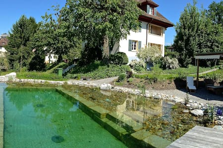 Great Garden Apartement Lucerne  - Emmen - Apartment