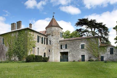 Castillo en Gascuña - Castle