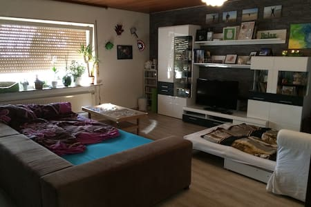 Great, big room near to Heidelberg - Daire