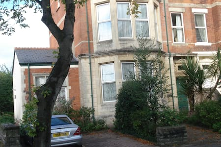 Flat in seaside town near Cardiff - Penarth - Apartamento