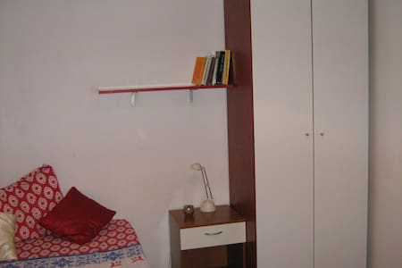 Single Room in Florence! Stanza singola a Firenze - Florence - Appartement