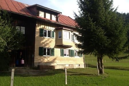 Ferienhof Wäldle direkt an d. Loipe - Balderschwang - Chalet