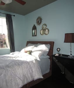 Cozy Queen Bed, Quiet, TV & Wifi! - Oceanside
