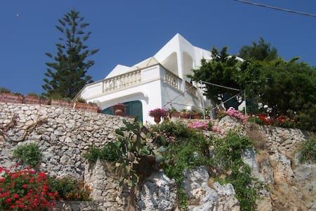 wonderful villa on Mediterranean - Castro - Villa