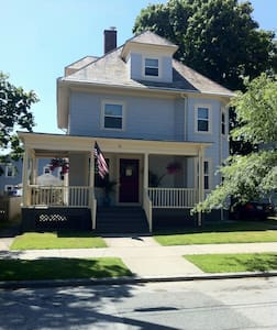 Large home close to I-95, Downtown,Brown,RISD - Providence - House