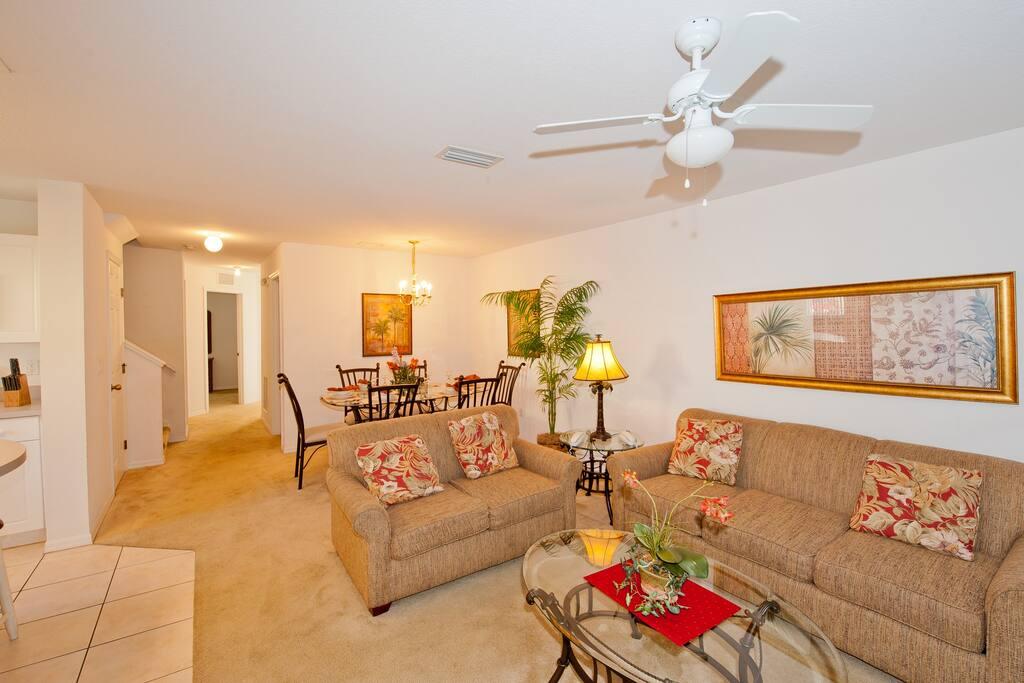 4 bedroom Family Vacaiton, WIFI $65