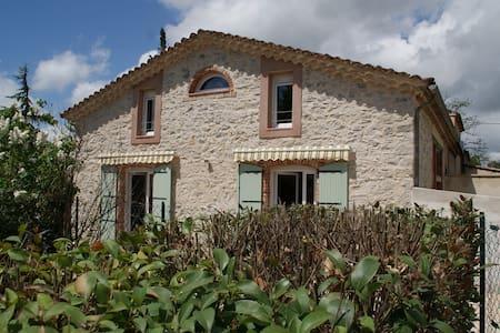 LE GITE VIEUX MÛRIER ( 6 km ANDUZE) - Saint-Jean-de-Serres - Ev