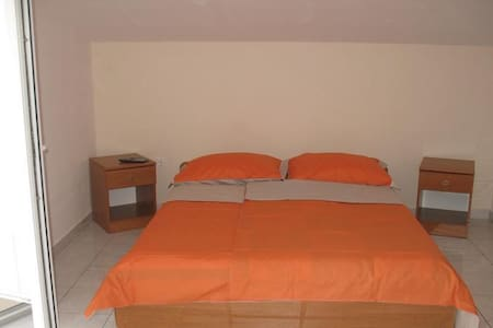 Doublebed apartment with sea view - Bed & Breakfast